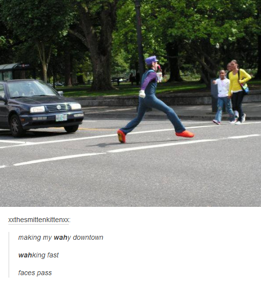 Making my way downtown