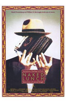 The naked lunch bu