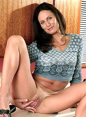 Moms pussy is hot