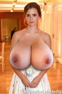 Celebrities with massive tits