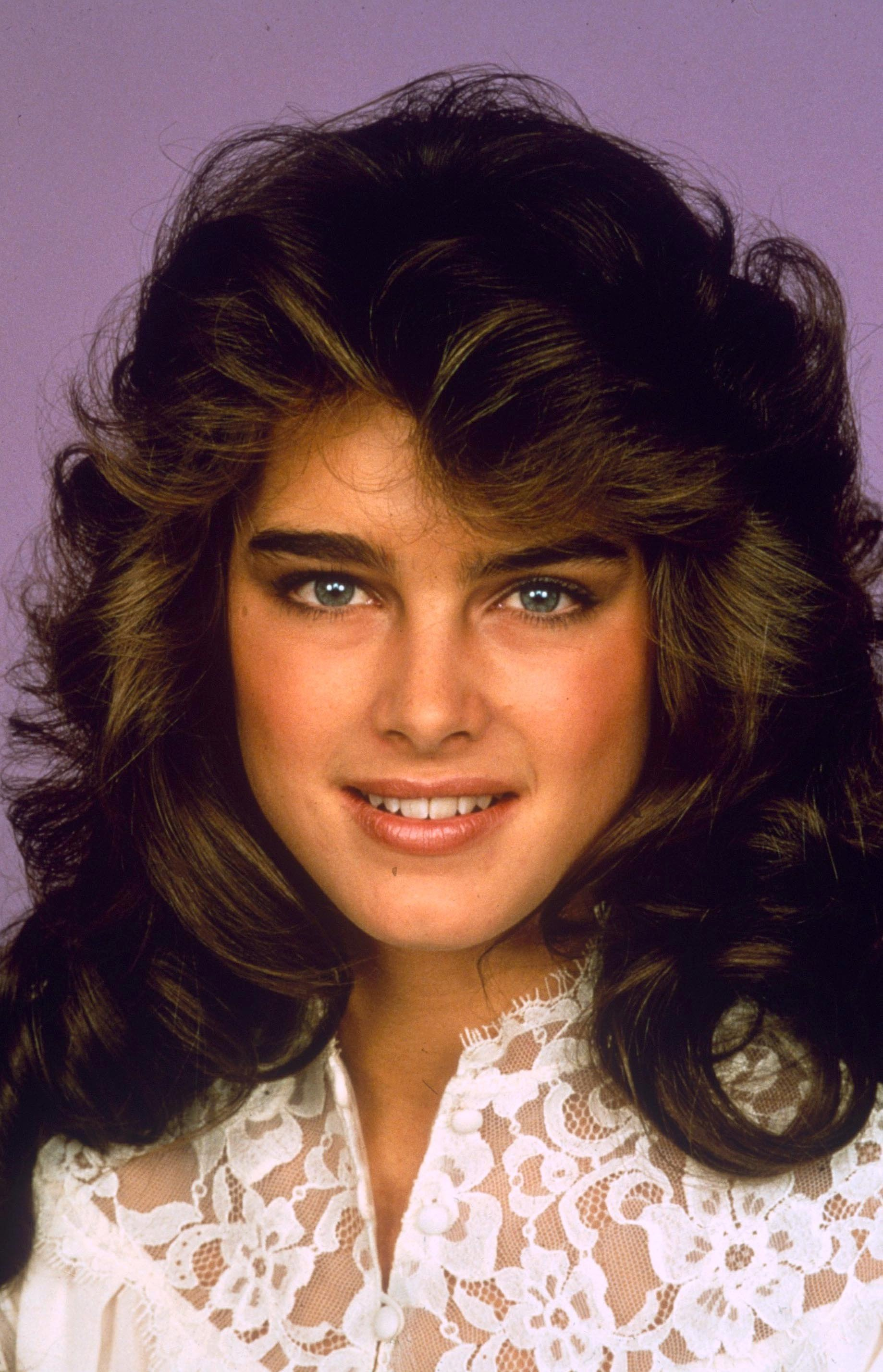 Brooke shields youngest nude