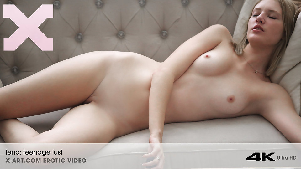 Nude at public place