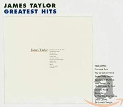 James taylor most popular songs