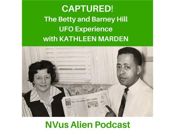 Betty and barney hill podcast