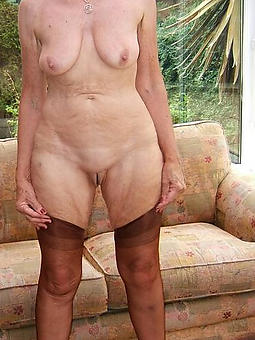 Early aged women thin and nude