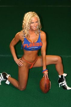 Hot college football fans girls nude