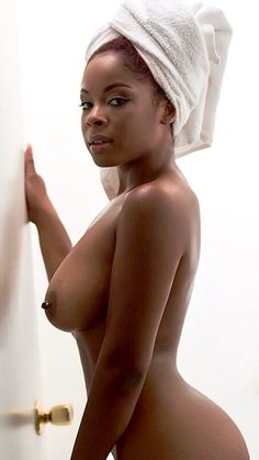 Most perfect naked woman