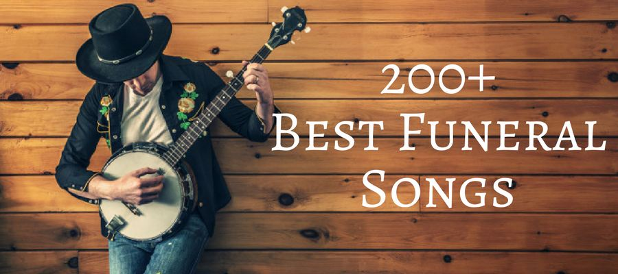 Most popular christian funeral songs