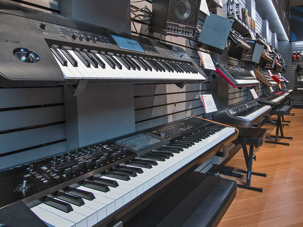 Music stores in new orleans instruments
