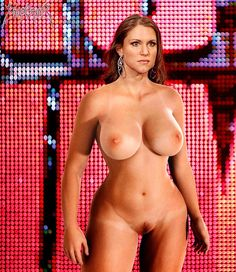 Naked pictures of stephanie mcmahon