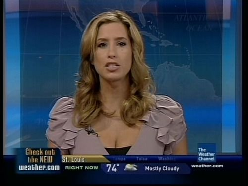 Past weather channel babes