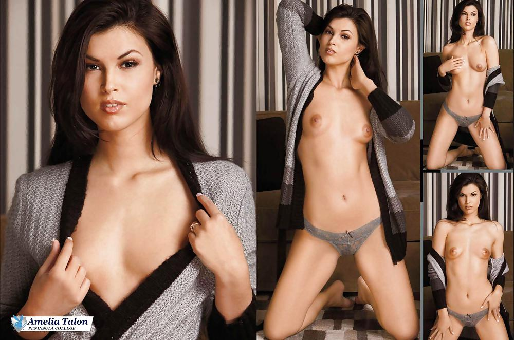 Playboy college nude
