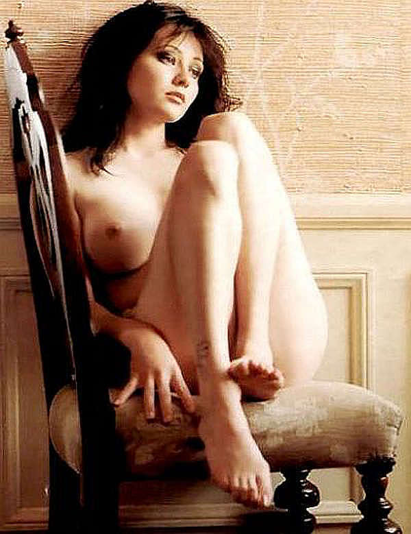 Shannen doherty nude real
