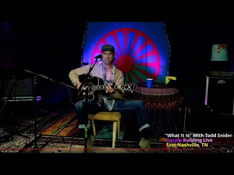 Todd snyder musician youtube